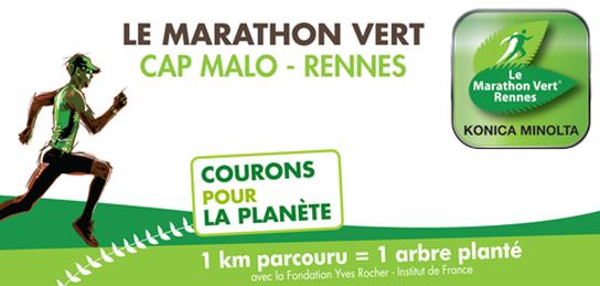 Marathon Vert Rennes 2