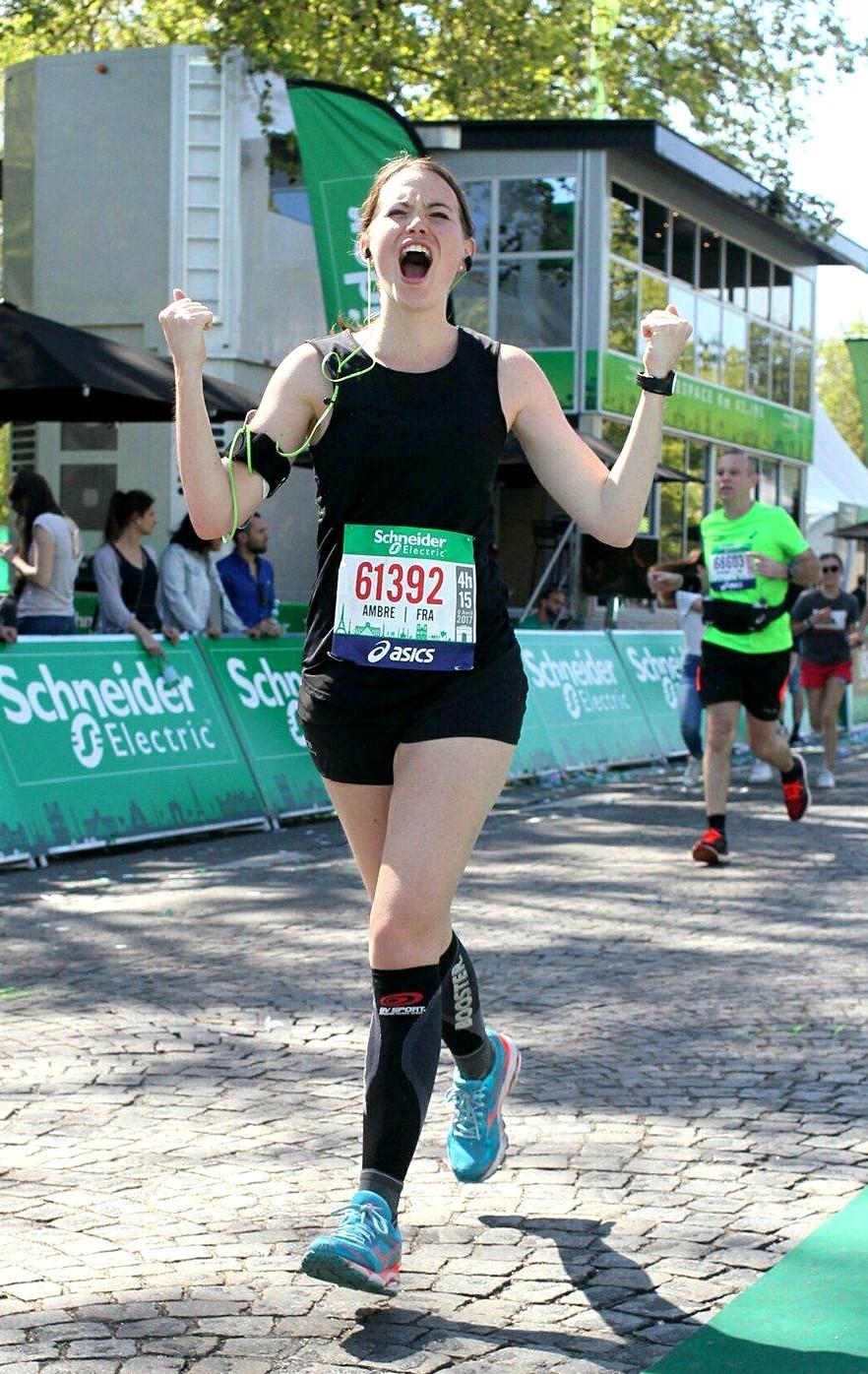 Ambre Marathon 1
