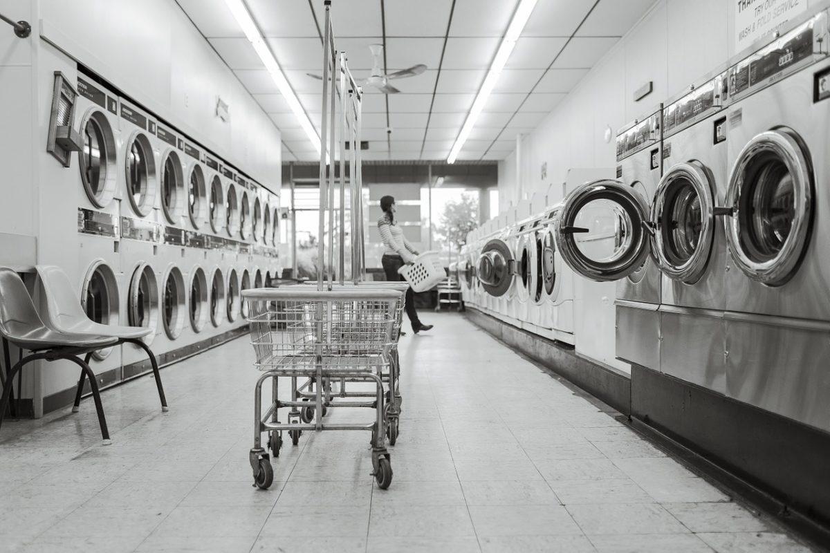 entretien et laverie