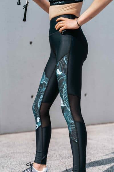 gayaskin legging skin equivoque motif profil