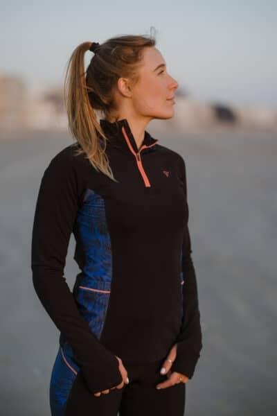 t shirt thermal 3 4 profil